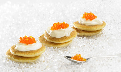 Blinis Glace